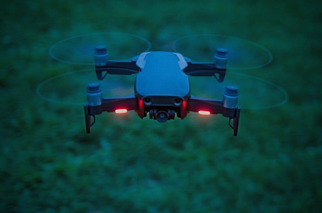 Mavic dron aprop