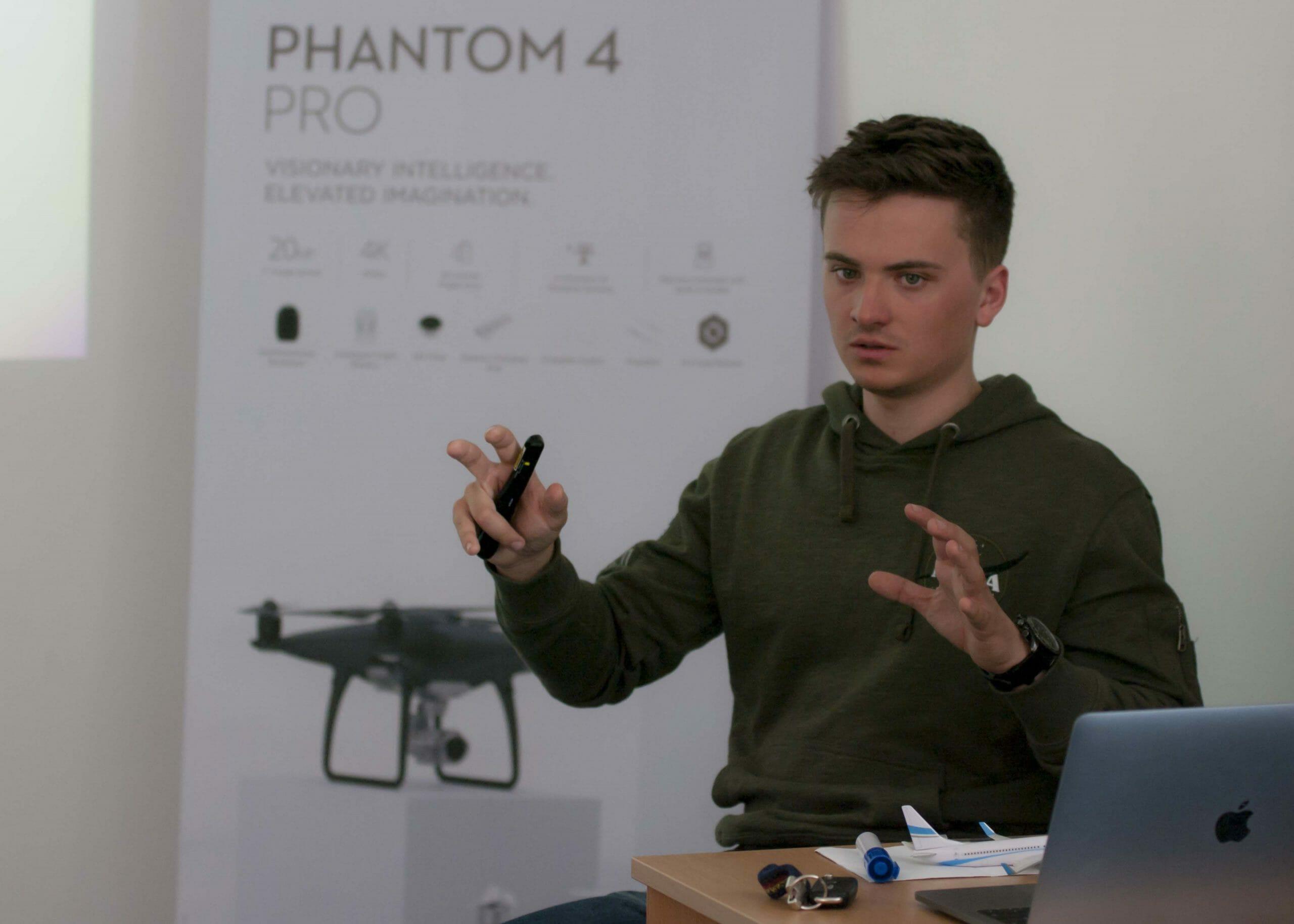 Teoretický kurz dronov online