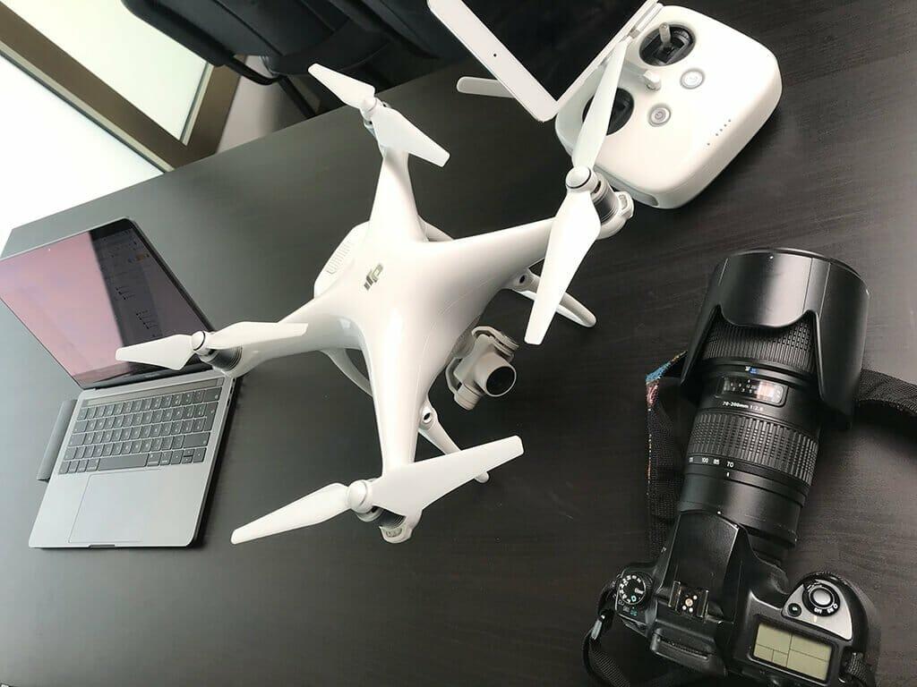 Praktický kurz lietanie s dronom
