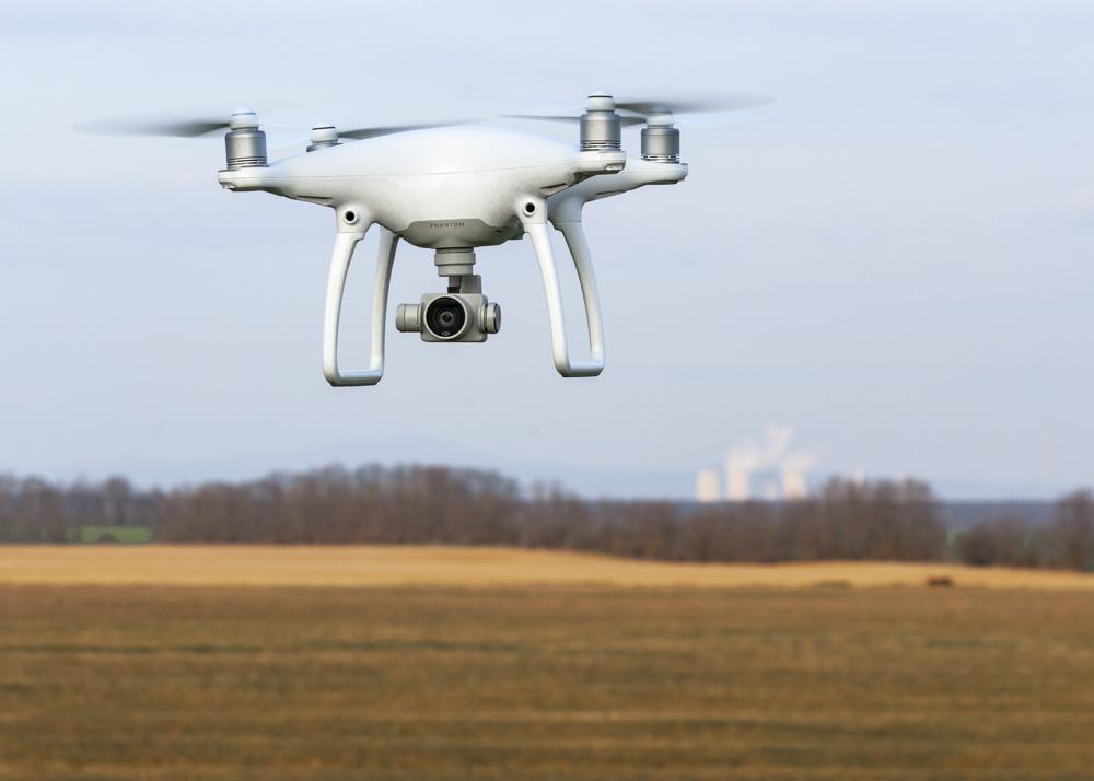 Pokuta za lietanie s dronom