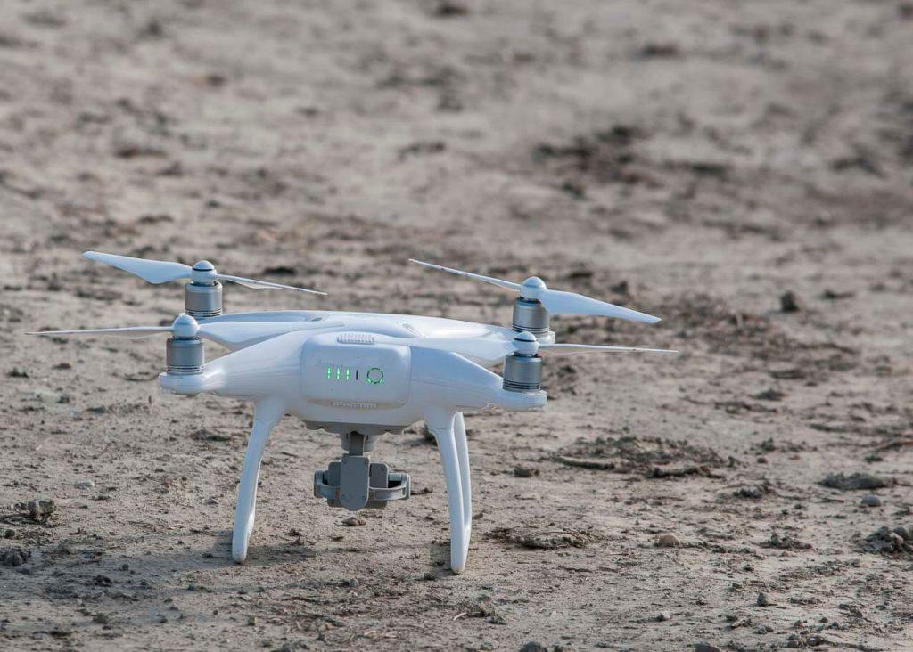 Fotometria školenie dronov
