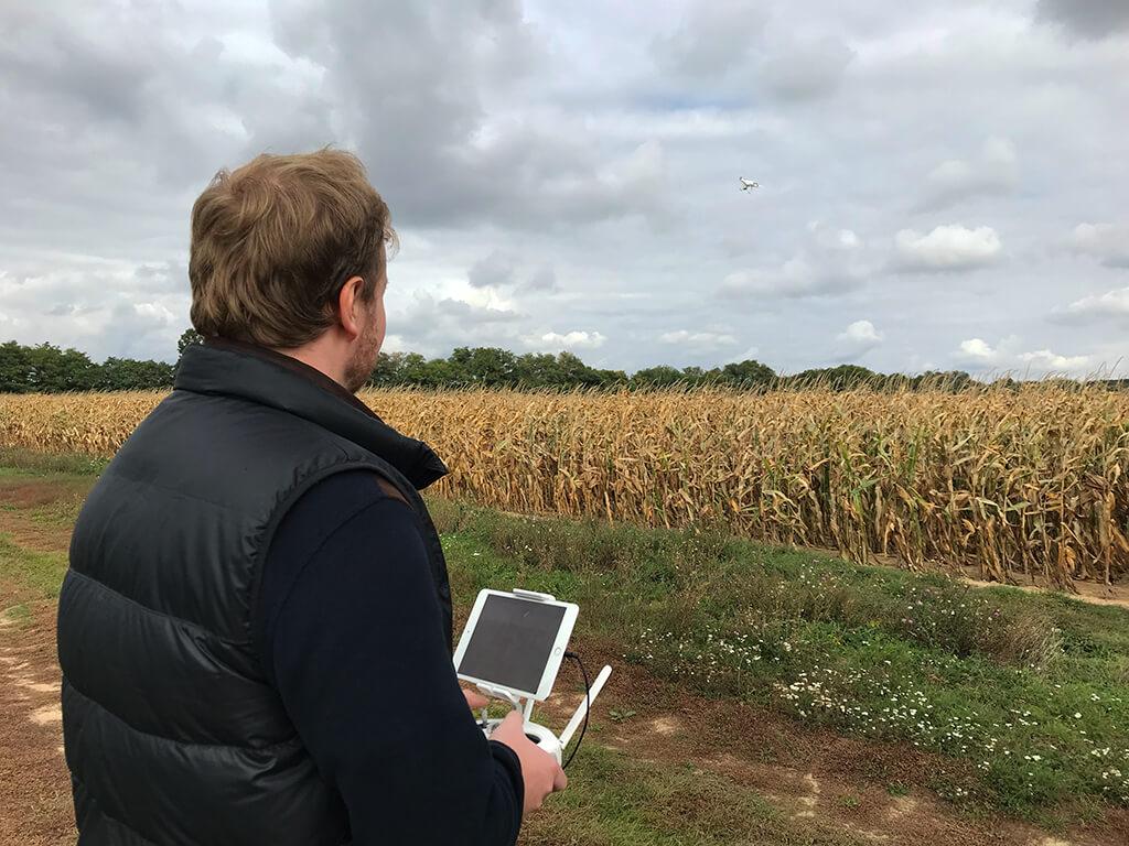 školenie kurz lietanie s dronom