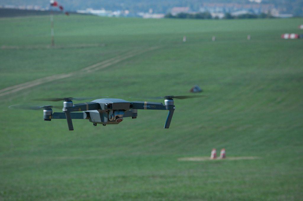 Dron príručka