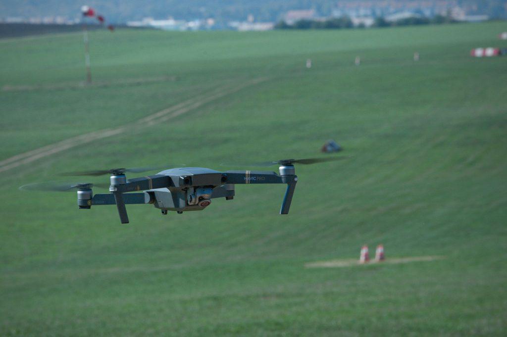 Licenica na dron