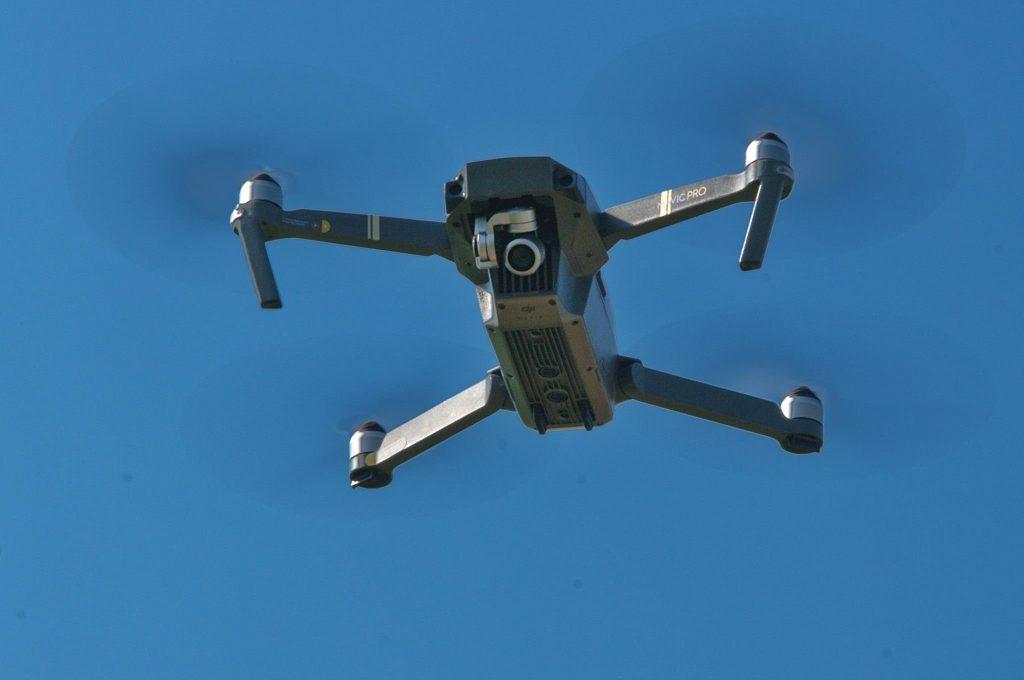 Prevadzkovanie dronov