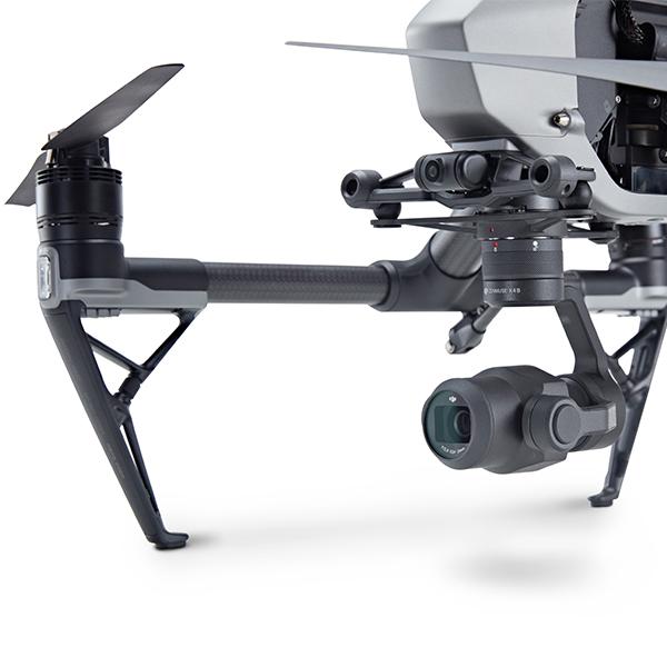 DJI Inspire 2 dron foto video