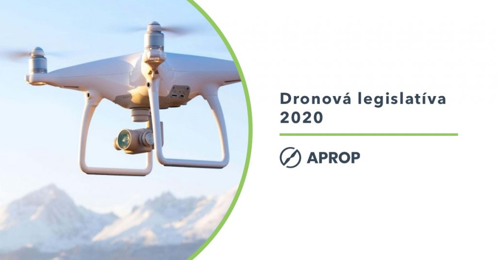 Titulný obrázok pre legislatívu a pravidlá lietania s dronom na slovensku v roku 2021