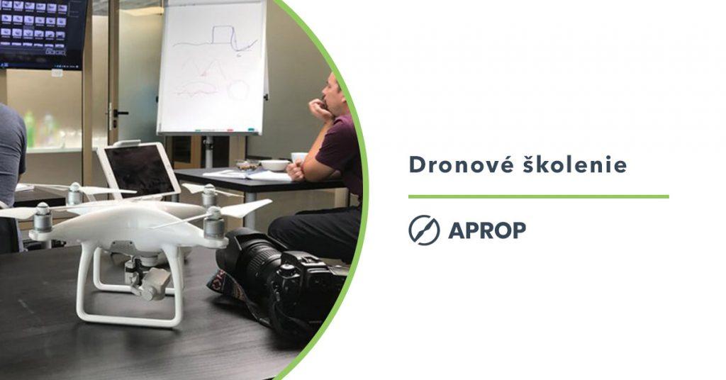 Titulný obrázok k článku o dronovom profesionálnom kurze