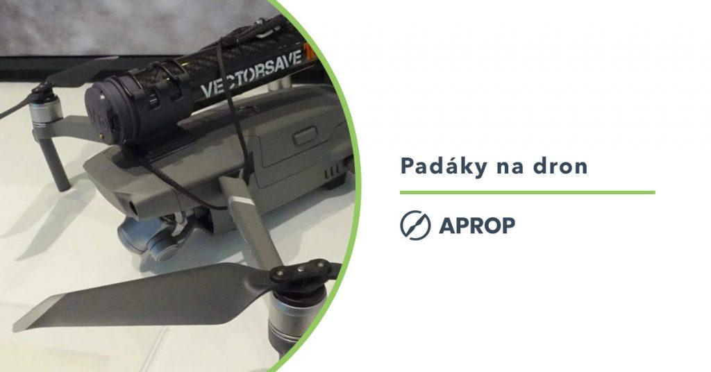 Titulný obrázok k článku o padákových záchranných dronových systémoch v praxi a legislatívne