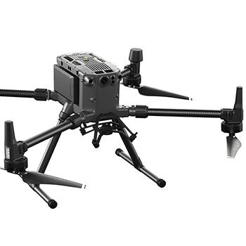 Profesionálny dron DJI Matrice 300 vhodný pre monitorovanie a priemyselné inšpekcie